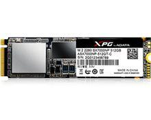 ADATA XPG SX7000 512GB PCIe Gen3x4 M.2 2280 Solid State Drive